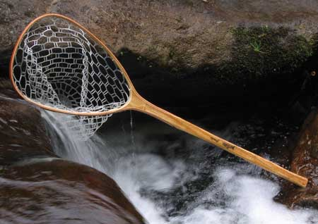 Home fly fishing hunting books contact us for Fish netting for sale